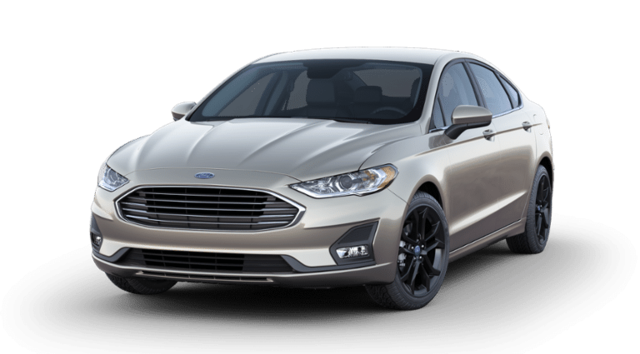 New 2019 Ford Fusion SE FWD I4 Engine Sandy